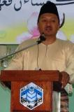 Ustaz Shamsudin Samudi penceramah dari Jabatan Agama Johor.