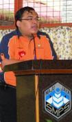 Penolong Pegawai Daerah Batu Pahat, Syed Norul Shahrul Bin Syed Nasir.