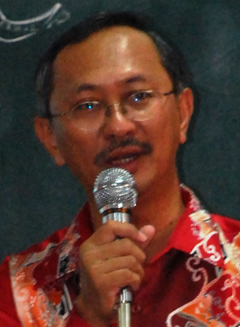 Jurulatih Utama Headcount Sekolah Menengah Kebangsaan Dato Sulaiman (SMKDS) Mohd Nor Adnan