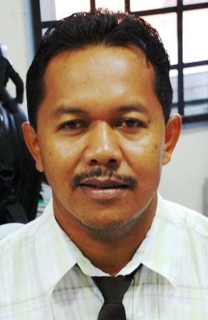 Setiausaha Sukan SMKPS,Haji Norman Ibrahim