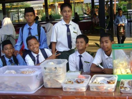 Warna Warni Hari Terbuka Smkps 2009 Smk Penghulu Saat