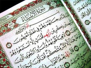 Al-Quran merupakan kalam Allah yang diturunkan kepada Nabi Muhammad sa.w. Kita sebagai umatnya hendaklah beramal dengannya.