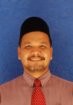 Walaupun muka nampak ganas, tetapi guru ini (Hj. Ramlan B. Pit) menjadi kesayangan pelajar di SMKPS