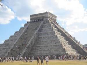 Kota Tua Maya di Mexico