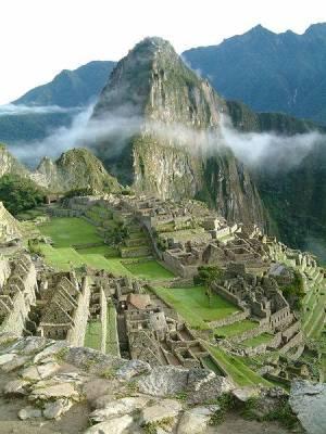 Machu Pichu di Peru