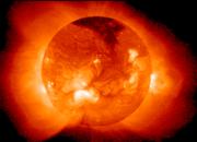 Kejadian matahari membawa  hikmah kepada seluuh alam