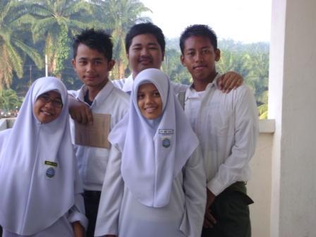 Post istimewa pelajar 5 SMKPS