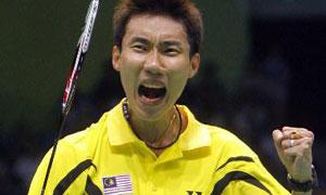 LEE CHONG WEI...  Jaguh badminton dunia