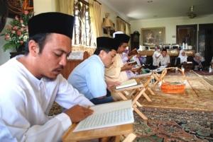 TADARUL AL-QURAN... Jadikan amalan pada bulan Ramadan