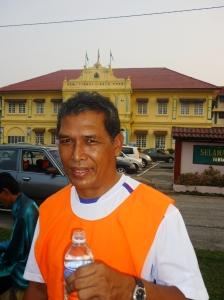 Jurulatih Batu Pahat, Sdr. Zainal Mohd Zin