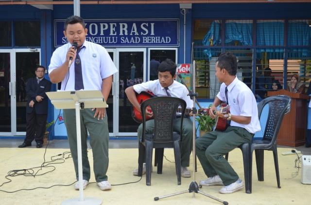 Persembahan Kreatif Akustik Band