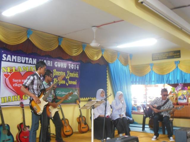 Persembahan pelajar