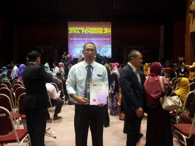 Guru Inovatif  Negeri Johor Tahun 2014